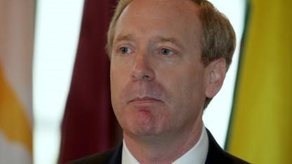 Microsoft-Justiziar Brad Smith (2007): Geriche sollen Recht auf freie Rede bestätigen