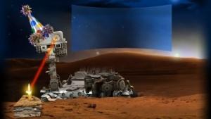 Marsrover Curiosity: Jahrestag im Marskrater Gale