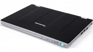 Panasonics kleines Toughbook ist sowohl ein Notebook als auch ein Windows-Tablet.