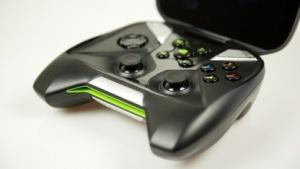 So wie das erste Nvidia Shield könnte der Controller für das Shield Tablet aussehen.