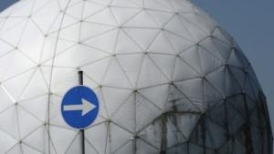 Datenstraße zur NSA: die Abhörstation des BND in Bad Aibling