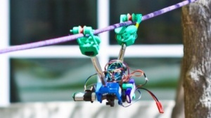 Skysweeper: Roboter mit Ellenbogen