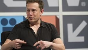 Elon Musk (bei der SXSW 2013): konzentrieren auf Tesla und SpaceX