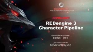CD Projekt Red erläutert die Charaktererstellung mit der Red Engine 3.