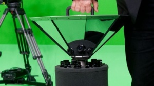 Omnicam360: Fraunhofer-Panoramakamera zeigt das ganze Spielfeld