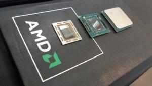 AMD gewinnt Marktanteile bei den PC-Grafikchips.