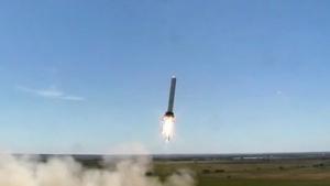 SpaceX: Grasshopper fliegt auch seitwärts