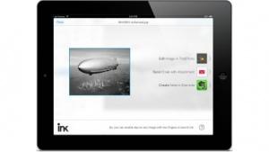 Ink ermöglicht Datenaustausch zwischen iOS-Apps.