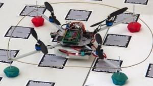 Autonom fliegender Quadcopter