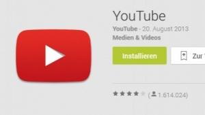 Neue Youtube-App für Android und iOS