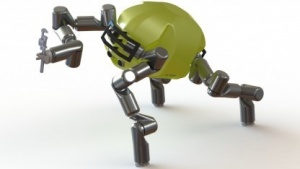 Robosimian: Affenroboter soll bei Darpa Robotics Challenge bestehen