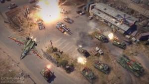 Command & Conquer erinnert stark an Generals.