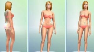 Create-A-Sim in Die Sims 4