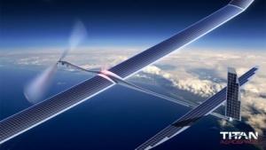 Solara 50: Unbemanntes Solarflugzeug soll fünf Jahre autonom fliegen