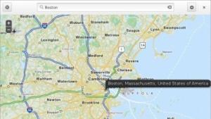 Gnome Maps wird ab Gnome 3.10 fester Bestandteil des Desktops.
