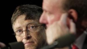 Bill Gates und Steve Ballmer im Jahr 2007