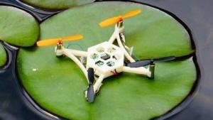 Nanocopter Hex: Sechseckige Platine