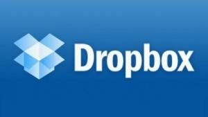 Dropbox hat an Wert zugelegt.