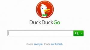 Duck Duck Go wird die Standardsuchmaschine in Gnome 3.10.