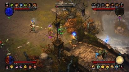 Diablo 3 auf Konsole
