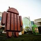 Kitkat: Android wird zum Schokoriegel