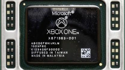 Das SoC der Xbox One mit acht x86-Kernen und GPU