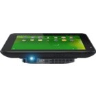 Aiptek Projector Pad P100: 7-Zoll-Tablet mit DLP-Projektor und Android 4.2