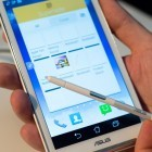 Asus Fonepad Note 6: Android-Smartphone mit 6-Zoll-Display und Stiftbedienung
