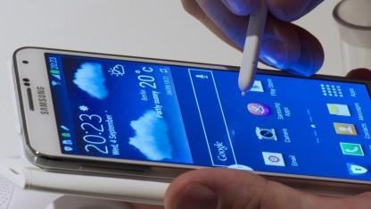 Nutzer eines freien Galaxy Note 3 von Samsung erhalten aktuell ein Update auf Android 5.0.