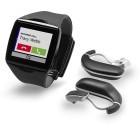 Toq: Kleine Smartwatch mit Mirasol-Display von Qualcomm