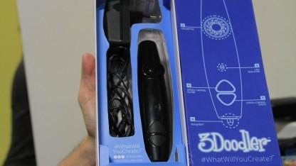 3Doodler: Druckkopf ausgebaut