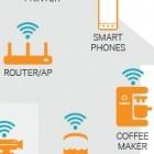 Energy Harvesting: Modifizierter WLAN-Router versorgt Sensoren mit Strom