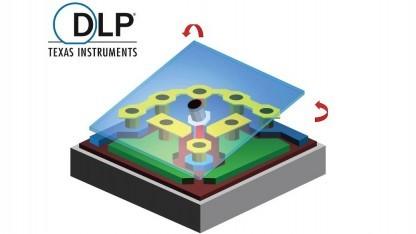 DLP Pico für winzige Projektoren