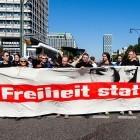 Freiheit statt Angst: Breites Bündnis ruft zu Demo gegen Überwachung auf