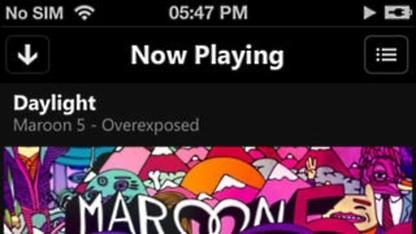 Xbox Music auf dem iPhone