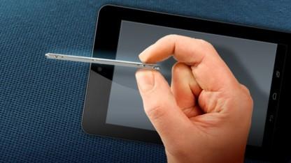 Ultra Mobile HDD für Tablets mit 500 GByte