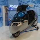 Monotracer MTE 150 Electric: Sitzen wie im Auto, fahren wie auf dem Motorrad