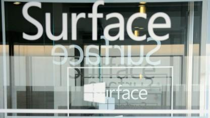 Microsofts Surface 2 läuft wohl mit Windows 8.1.