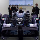 Elektroauto: Elektro-Rennwagen Spark-Renault SRT_01E geht an den Start