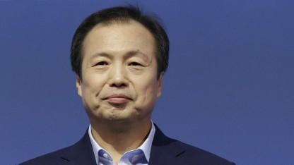 Laut JK Shin will Samsung künftig auch Smartphones mit 64-Bit-CPUs bauen.