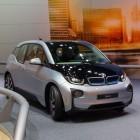 BMW i3: Probefahrt unter der Decke