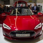 Mobiles Internet: Telefónica vernetzt Teslas Model S