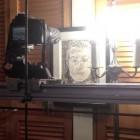 Matrix Shot: Arduino, DSLR und Drucker ermöglichen Gigapixel-Scanner