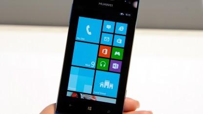 Huawei arbeitet an einem Nachfolger des Ascend W1.