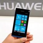 Windows Phone: Huawei ist weiter dabei