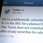 Börsengang: Twitter hat weniger Zulauf