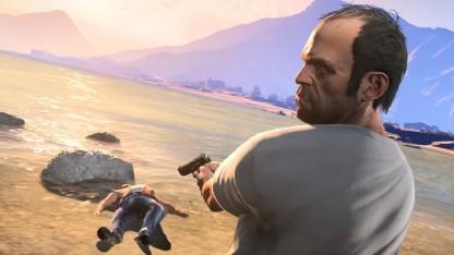 Trevor, eine der Hauptfiguren in GTA 5