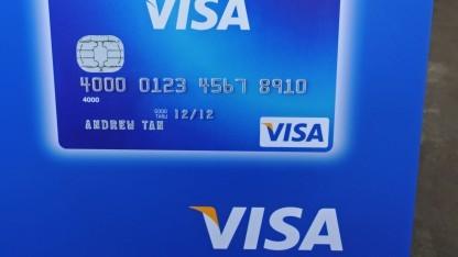 Vom Kreditkartenunternehmen Visa sammelt die NSA ebenfalls Daten.
