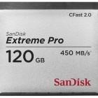 Sandisk: Speicherkarte mit CFast 2.0 erreicht lesend 450 MByte/s