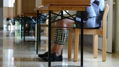 Keine Chance in Bayern: Die Wähler lassen die Piraten abblitzen.